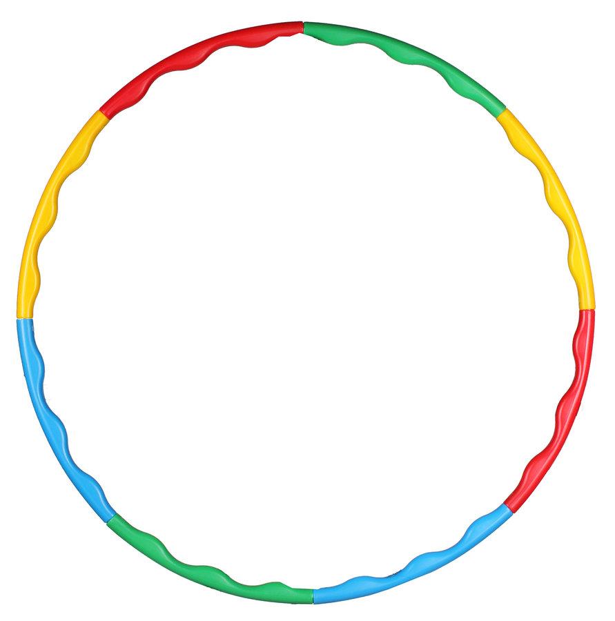 Gymnastický kruh - Merco Hula hoop 90 cm