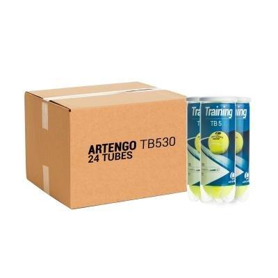 Zelený tenisový míček TB 530, Artengo - 72 ks