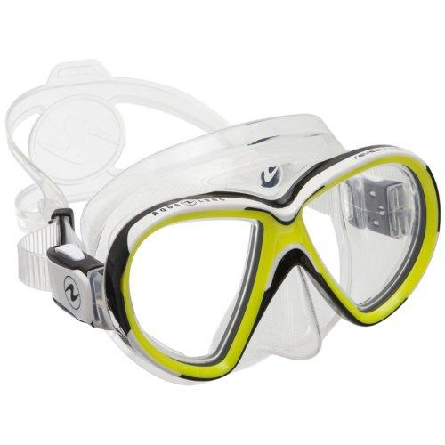 Žlutá potápěčská maska Reveal X2, Aqualung
