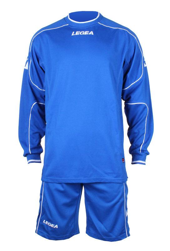 Modrý fotbalový komplet Sole, Legea - velikost XL