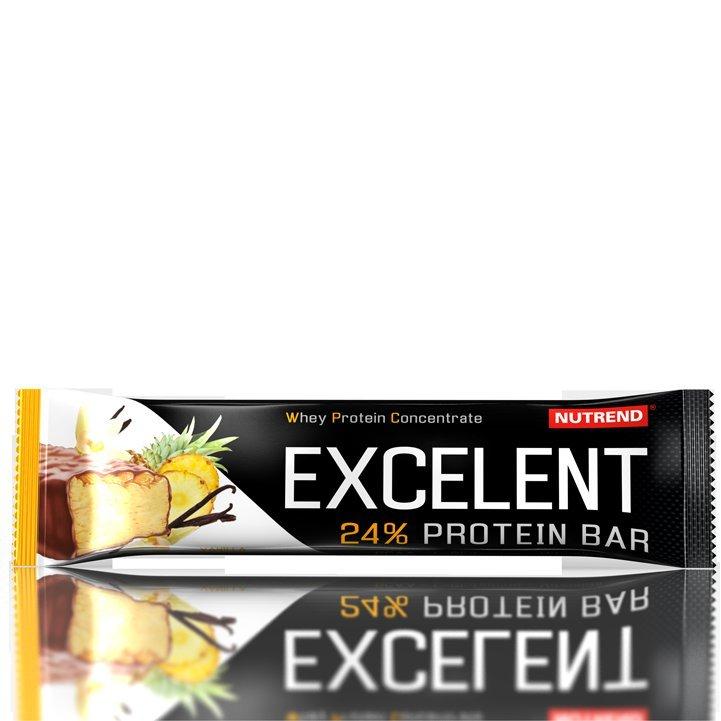 "Proteinová tyčinka Nutrend ""marcipán"" a ""mandle"" - 40 g - 30 ks"