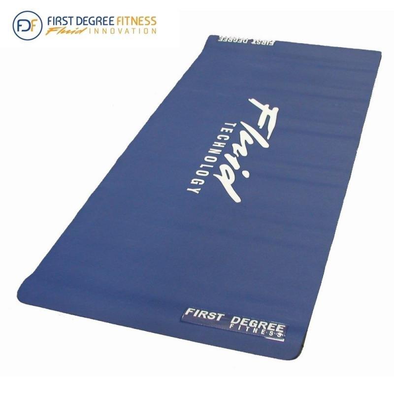 Modrá zátěžová podložka First Degree - délka 220 cm, šířka 90 cm a tloušťka 0,6 cm