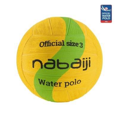 Míč na vodní pólo - Nabaiji Míč NA Vodní Polo 500 Vel. 3