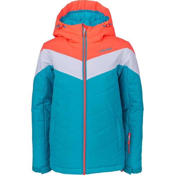 Modrá dětská lyžařská bunda Head