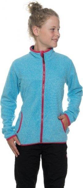 Modrá dívčí mikina bez kapuce Sam 73 - velikost 164