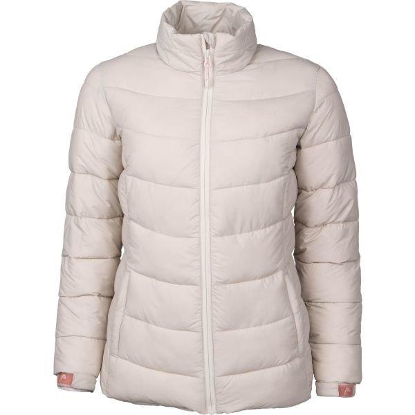 Bílá zimní dámská bunda Head