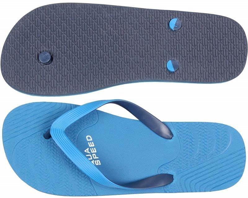 Žabky - Palermo pánské žabky barva: šedá;velikost (obuv / ponožky): 46