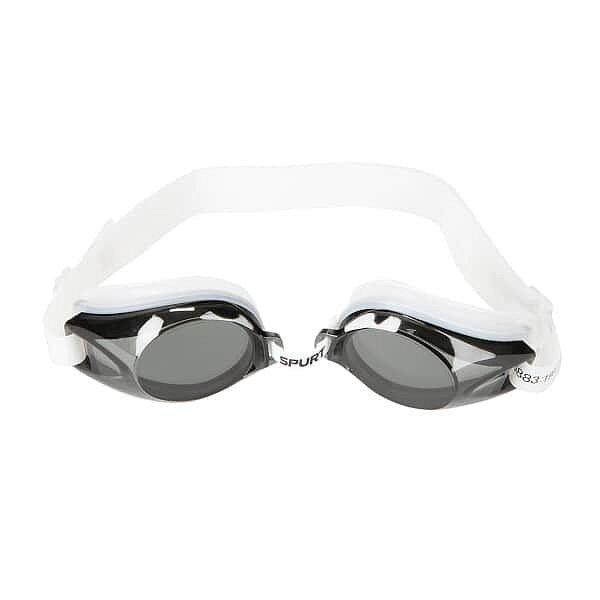Černé plavecké brýle 1200 AF 02, SPURT