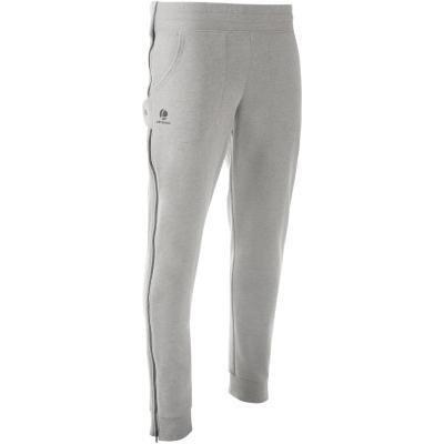 Šedé pánské tenisové kalhoty Artengo - velikost S
