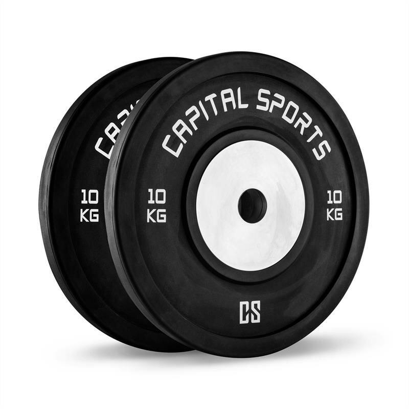 Kotouč na činky Capital Sports - 10 kg - 2 ks