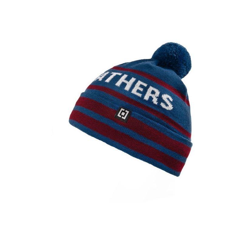 Modrá zimní čepice Horsefeathers - univerzální velikost