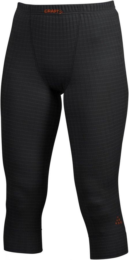 Černé dámské termo kalhoty Craft - velikost 36