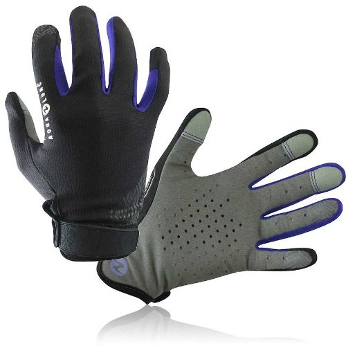 Černé neoprenové rukavice Cora, Aqualung