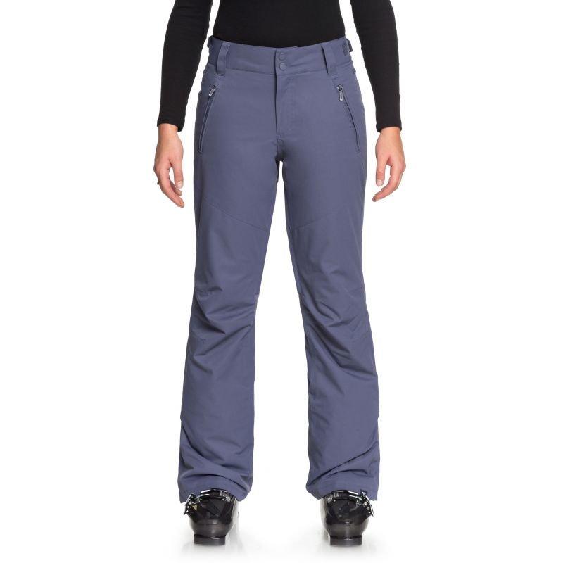 Fialové dámské snowboardové kalhoty Roxy