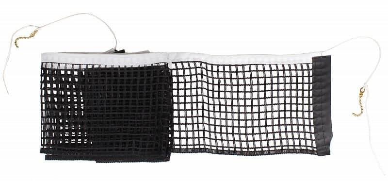Síťka na stolní tenis - náhradní síťka na stolní tenis barva: černá;ostatní: bez tyčí