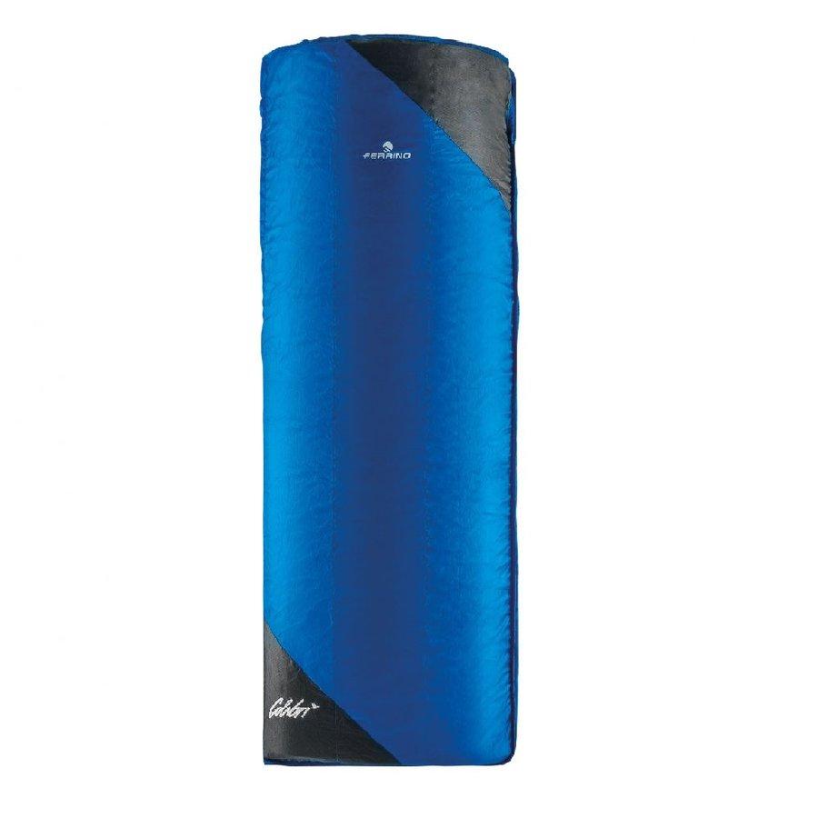 Modrý spací pytel Ferrino - délka 190 cm
