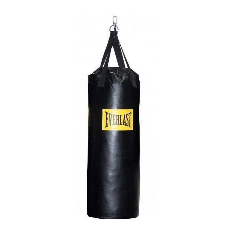 Černý boxovací pytel Everlast - 22 kg