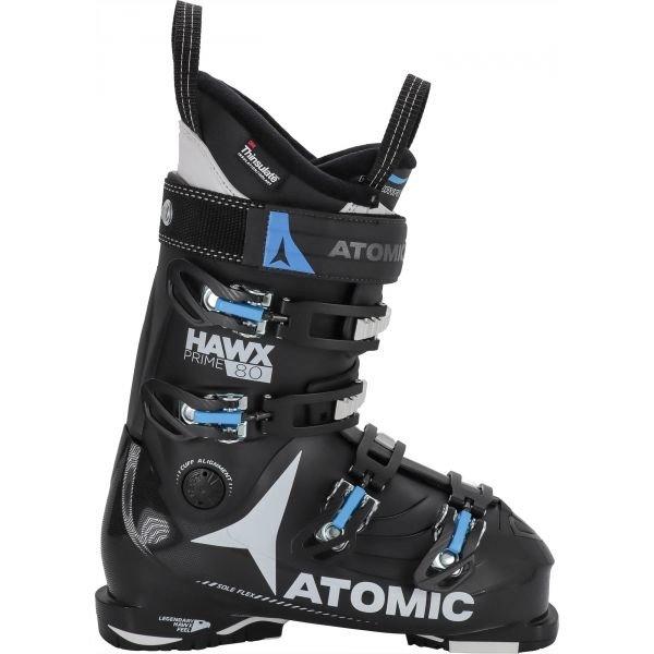 Černé pánské lyžařské boty Atomic