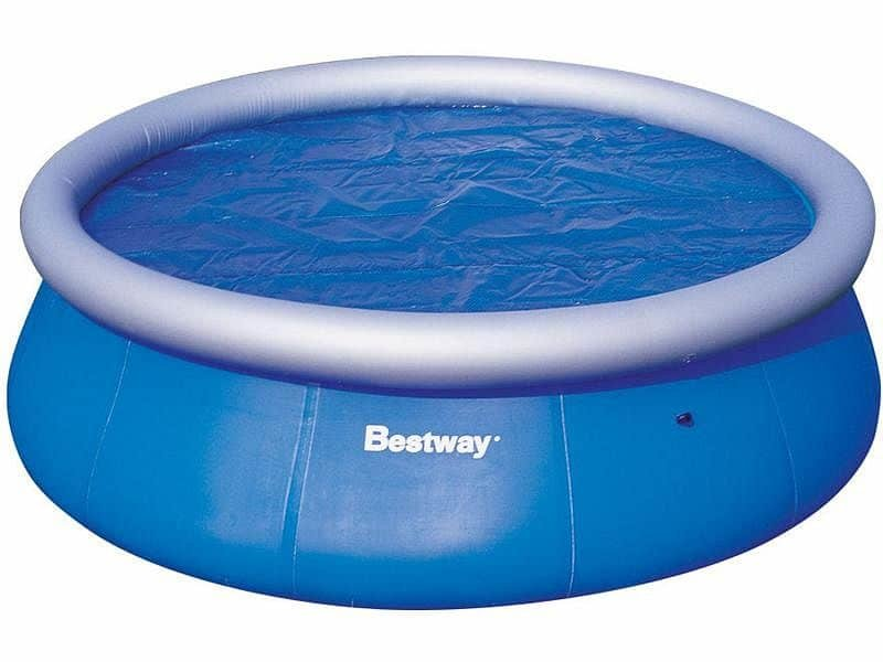 Plachta na bazén - BESTWAY 58066 Solární plachta na bazén 5,49 m