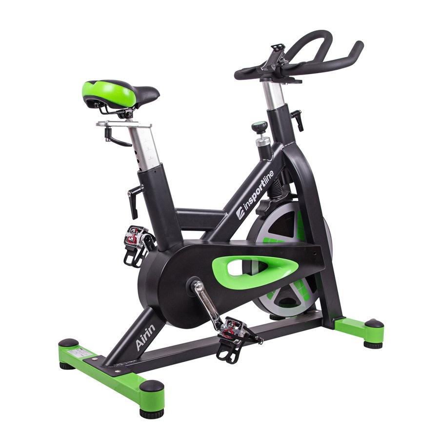 Magnetický cyklotrenažér Airin, inSPORTline - nosnost 150 kg