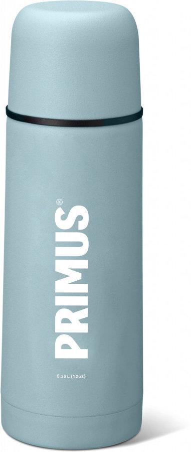 Modrá termoska na pití Vacuum Bottle, Primus - objem 0,35 l
