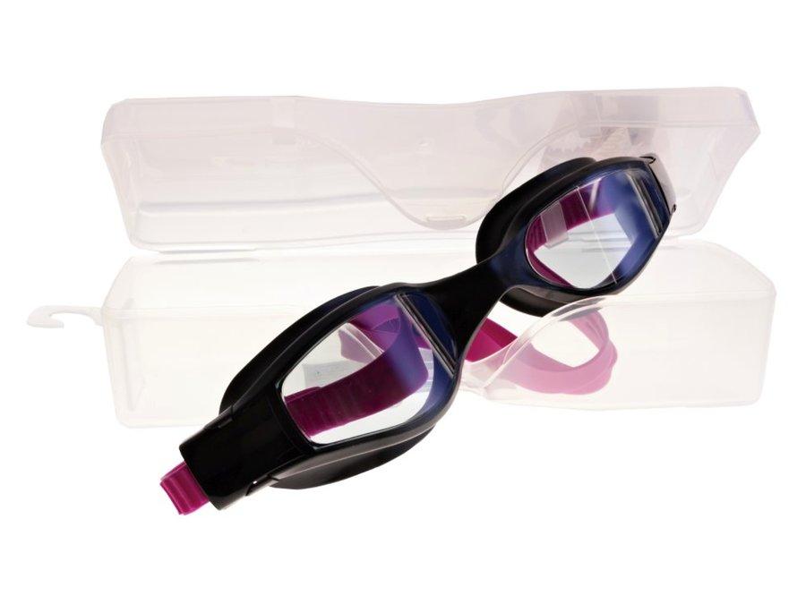 Černé plavecké brýle Zoom, Spokey