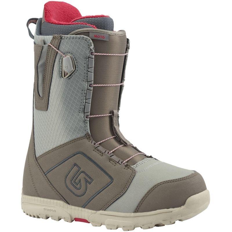 Šedé pánské boty na snowboard Burton