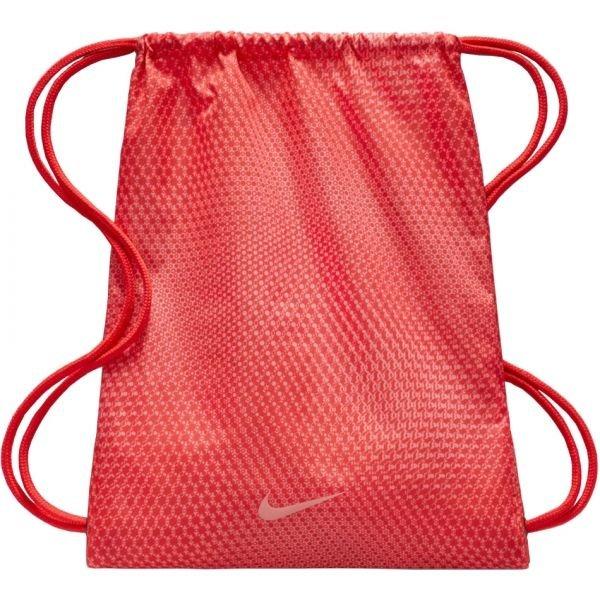 Červený vak na záda Nike