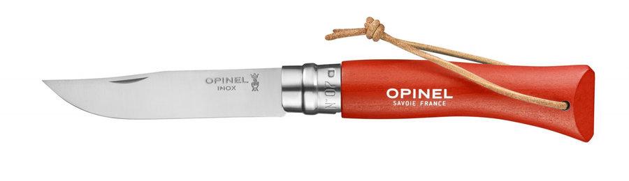 Nůž - Nůž Opinel VRI N°07 Trekking Barva: oranžová