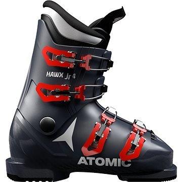 Černé dětské lyžařské boty Atomic - velikost vnitřní stélky 26 cm