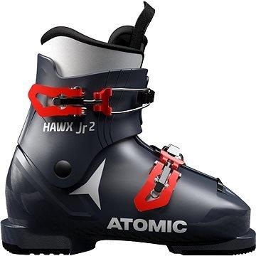 Černé dětské lyžařské boty Atomic - velikost vnitřní stélky 18 cm