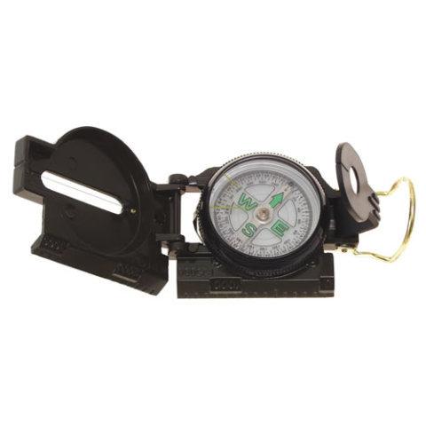 Kompas - Kompas US kovový ZELENÝ