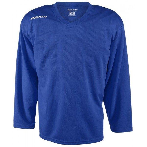 Modrý tréninkový hokejový dres Bauer