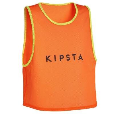 Červený rozlišovací dres Kipsta - univerzální velikost