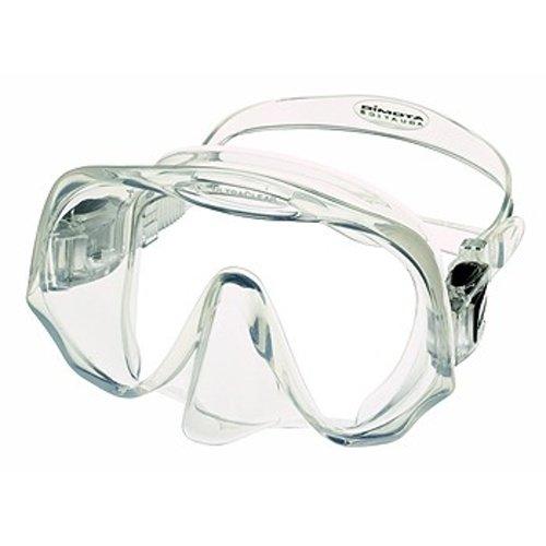 Transparentní potápěčská maska Frameless, Atomic Aquatics