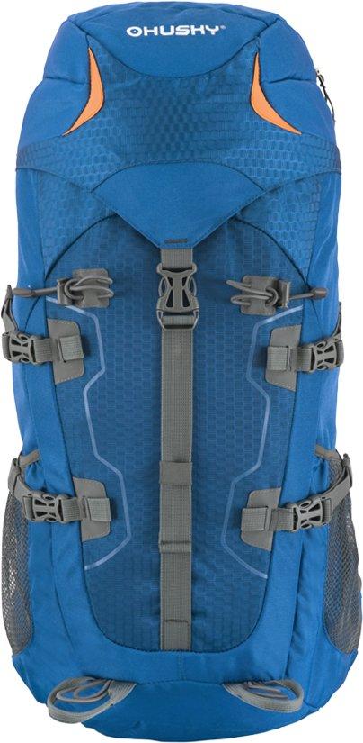 Modrý batoh Husky - objem 38 l