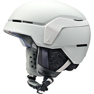 Bílá lyžařská helma Atomic