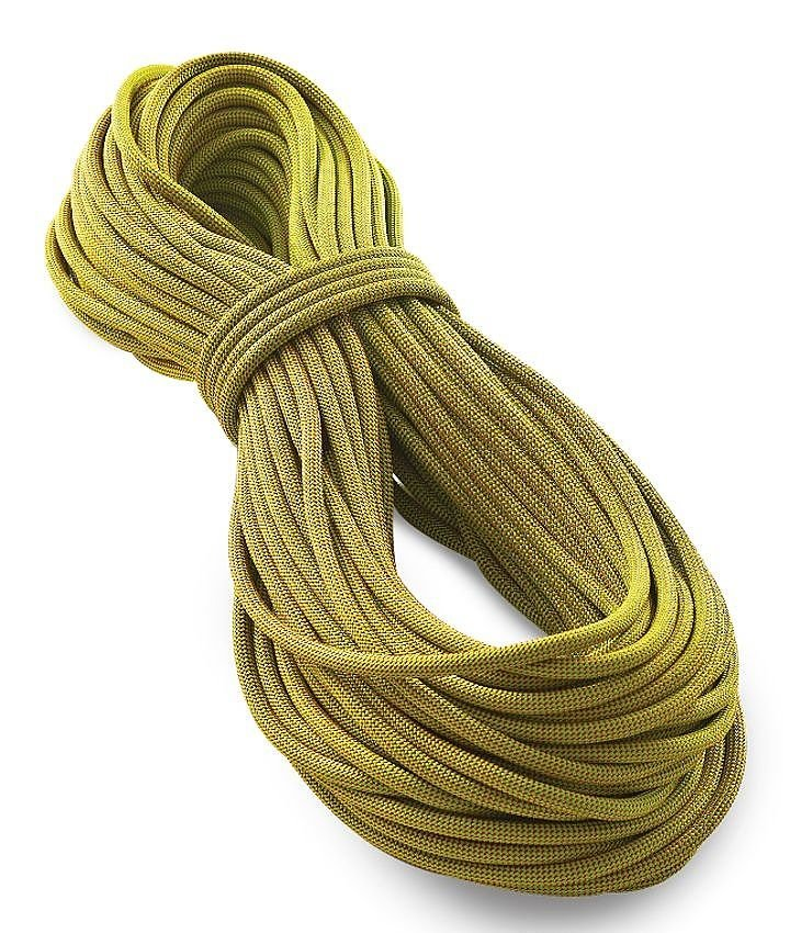 Zelené horolezecké lano Tendon (Lanex) - průměr 8,9 mm