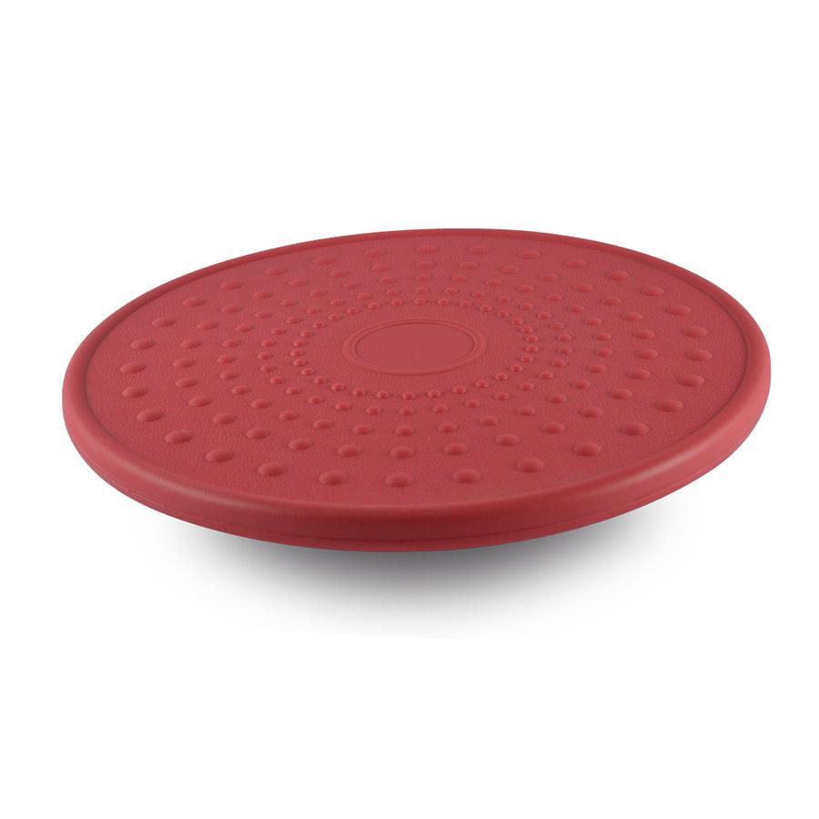 Červená balanční deska inSPORTline