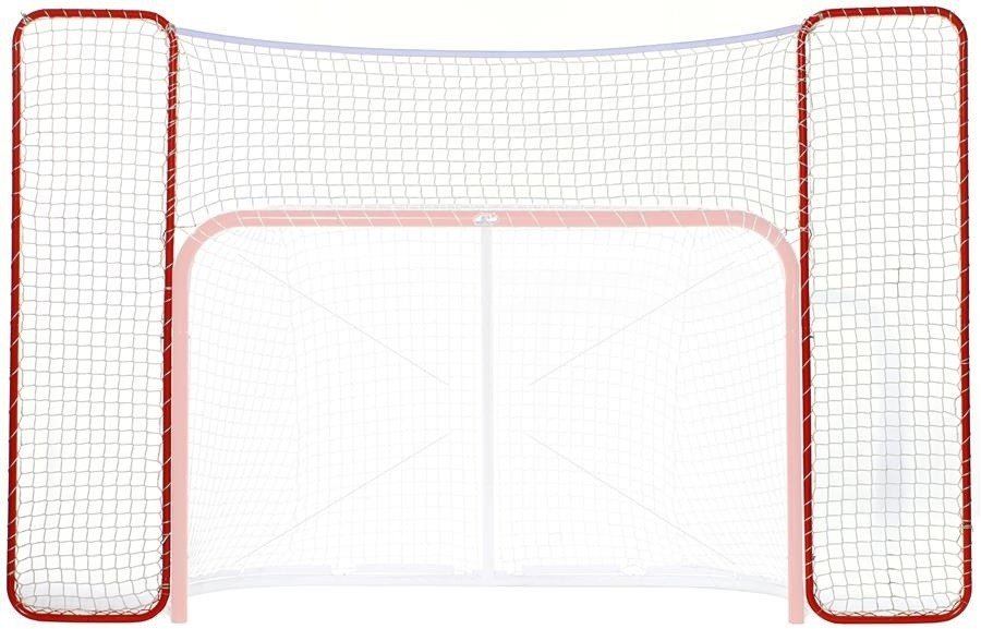 """Síť do hokejové branky - Postranní síť Winnwell 72"""" Kovová"""