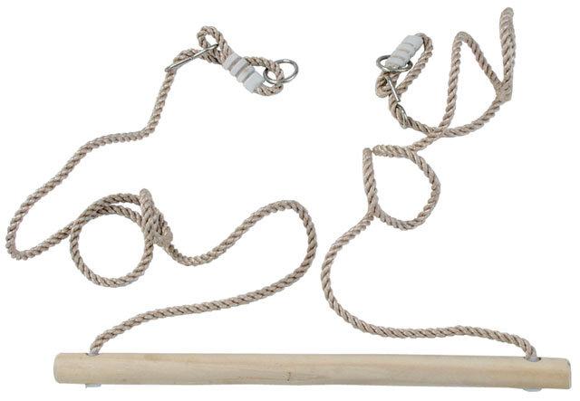 Gymnastická hrazda - ACRA HP8 Dětská houpací hrazda