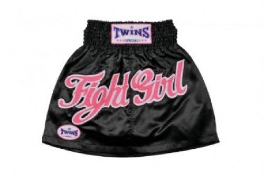 Sukně - Thai sukně Twins - černá - černá - velikost L