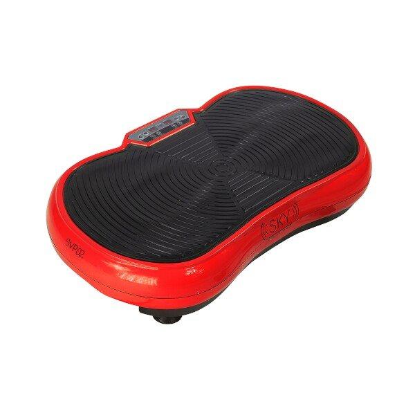 Vibrační plošina s gumovými expandéry SVP02, SKY - nosnost 150 kg