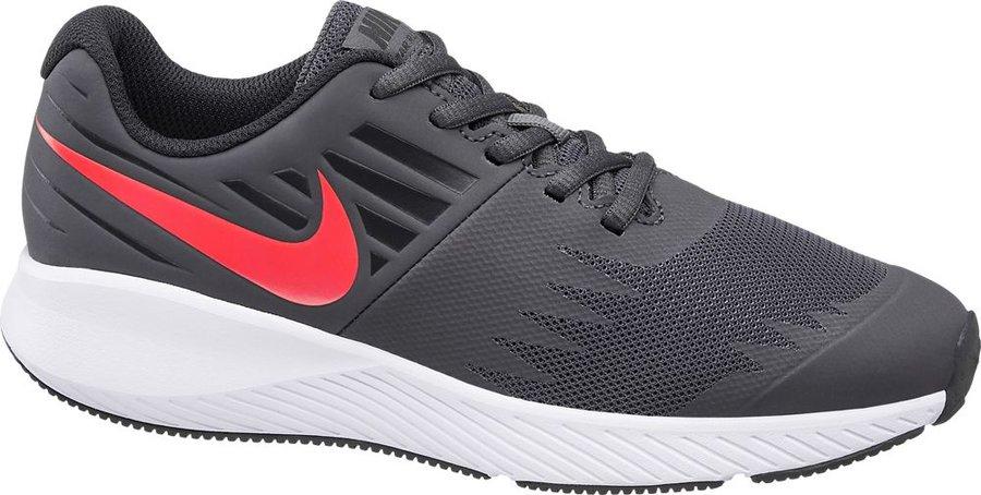 Šedé dámské tenisky Nike - velikost 38 EU