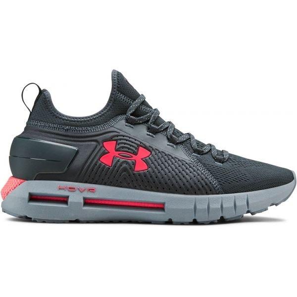 Šedé pánské běžecké boty Under Armour