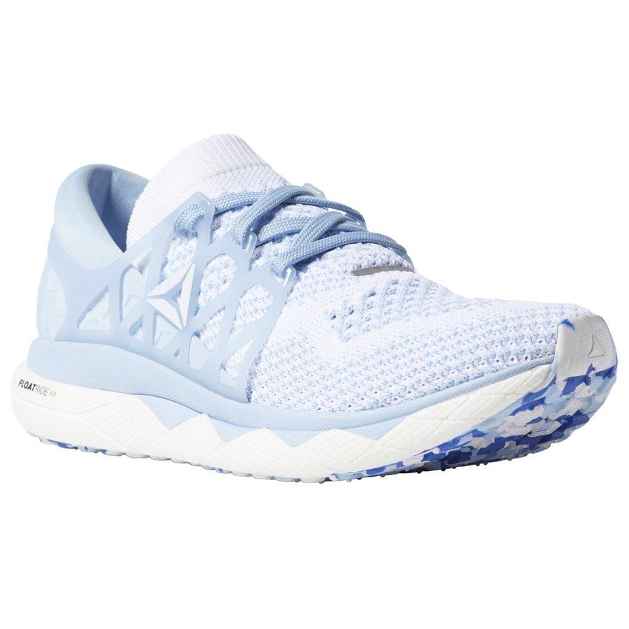 Bílo-modré dámské běžecké boty Reebok - velikost 38,5 EU