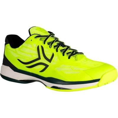 Žlutá pánská tenisová obuv TS990, Artengo
