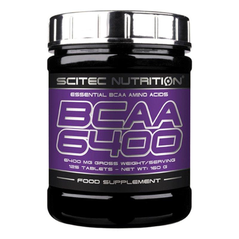 BCAA - BCAA 6400 - Scitec Nutrition