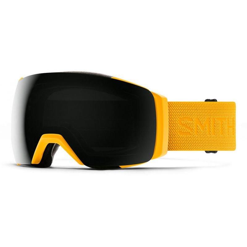 Žluté brýle na snowboard Smith