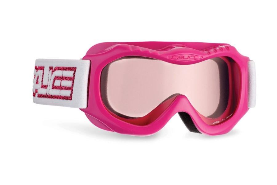 Lyžařské brýle - 601A Sklo: